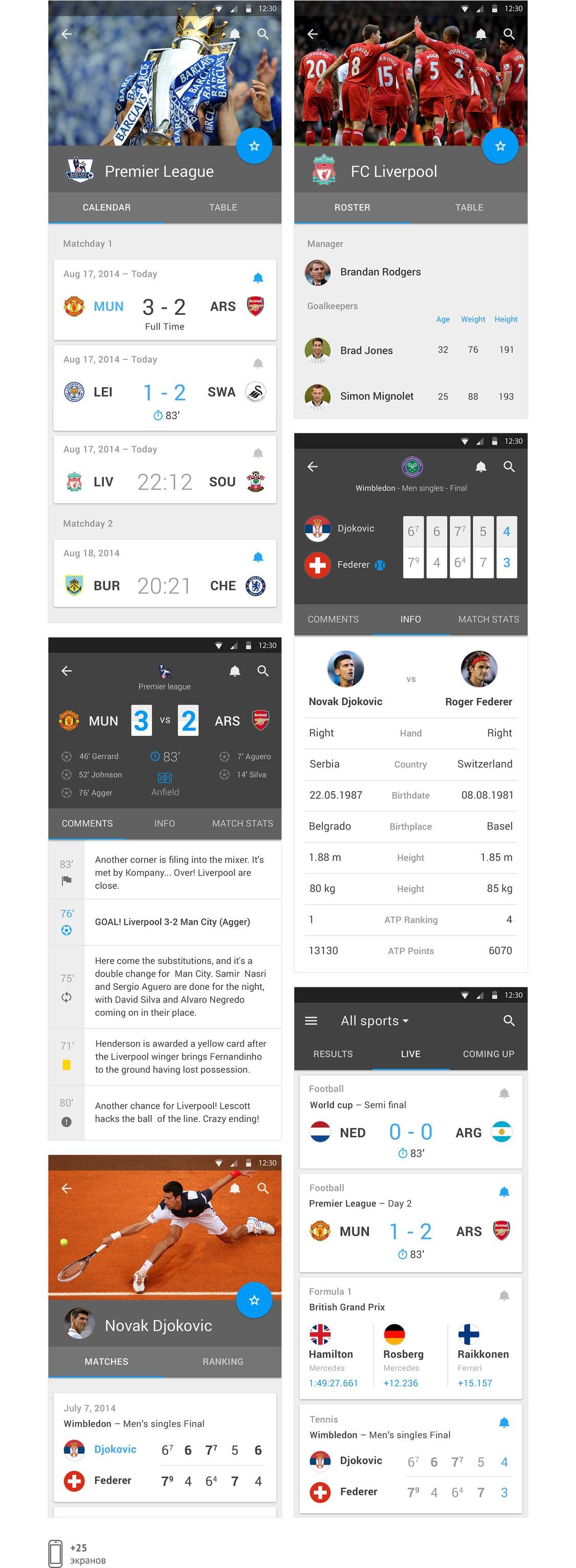 Спорт приложение на йота прогнозы